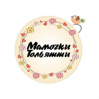 Логотип МАМОЧКИ ТОЛЬЯТТИ