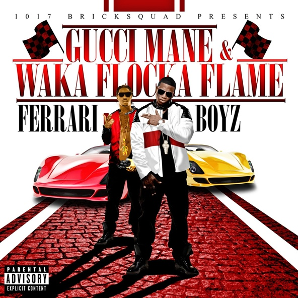Feed Me (feat. Frenchie) - Gucci Mane, Waka Flocka Flame