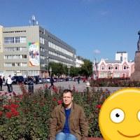 Фотография Андрея Сальникова ВКонтакте