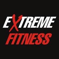 Логотип Extreme Fitness / Экстрим Фитнес