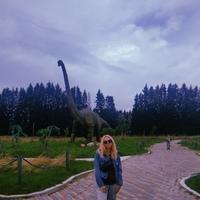Личная фотография Саши Золотовой