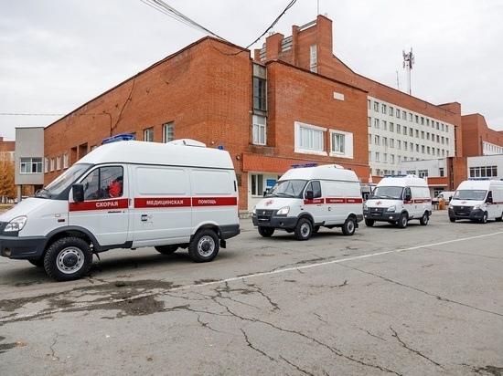 В Свердловской области появились 20 новых машин ск...