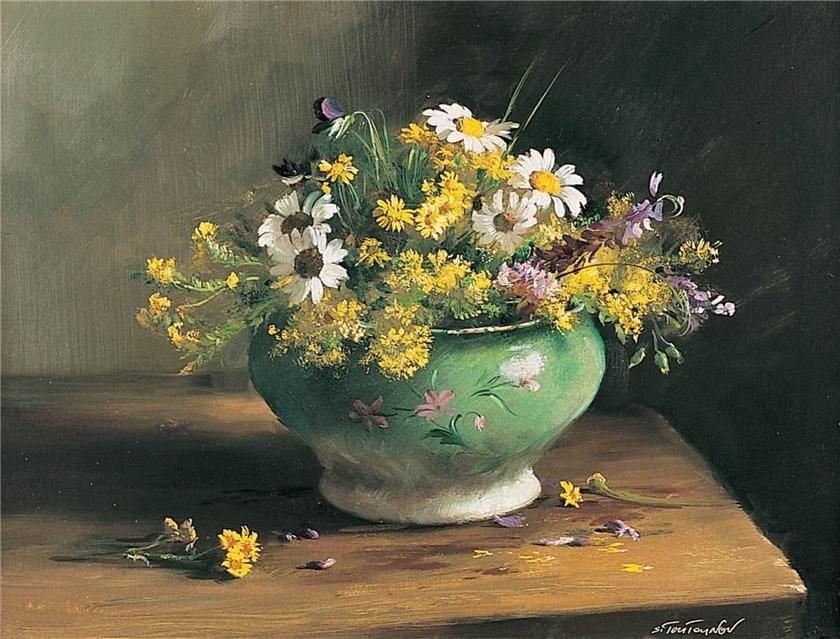 Тутунов Сергей СергеевичСергей Тутунов — французский художник русского происхождения… или русский художник, давно уже живущий во Франции.