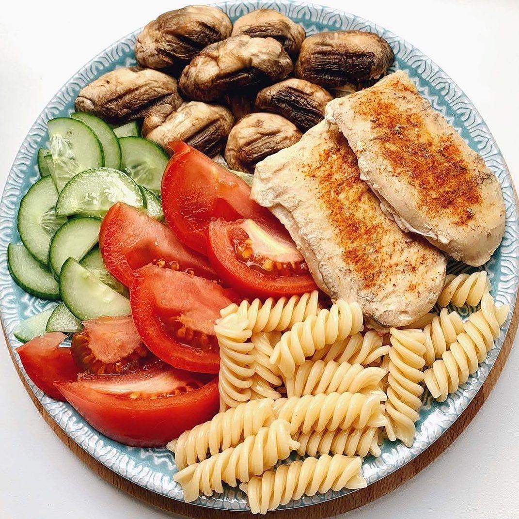 Выбираем правильный обед!
