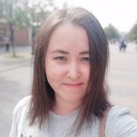 Личная фотография Юли Ахметовой
