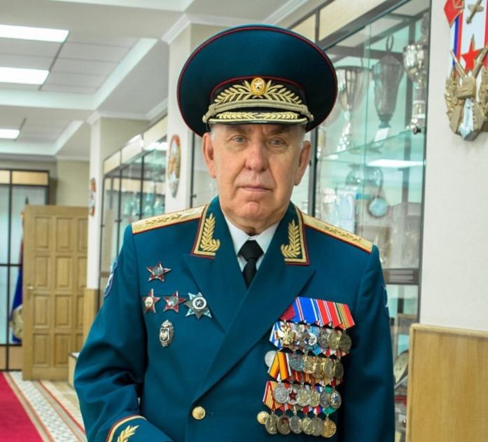 Сегодня день рождения генерал-полковника Сергея Александровича МаеваВсю