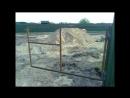 Распашные ворота своими руками из профнастила-металлопрофиля