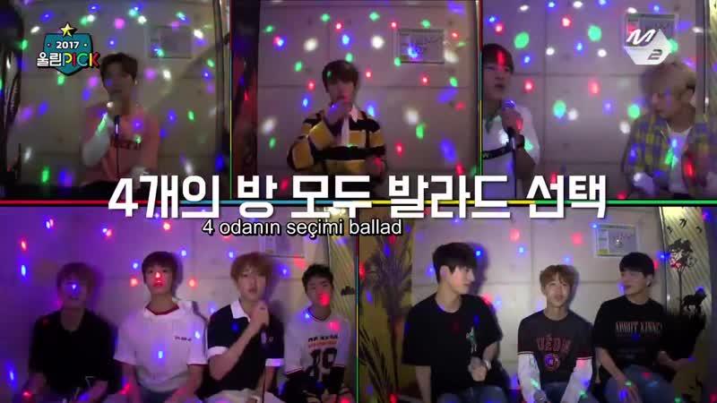 [TR] Woollimin genç çocukları, Golden Childın karaokeye katılış macerası