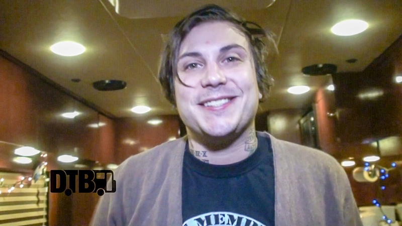 Frank Iero - BUS INVADERS Ep. 927