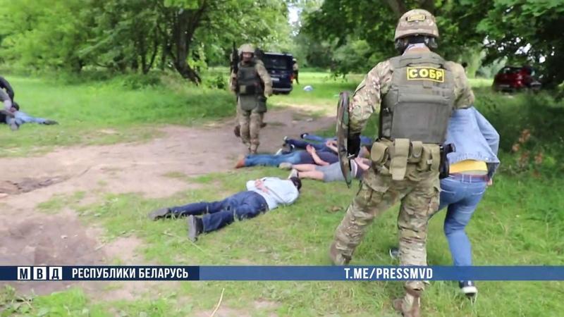 ГУБОПиК МВД разогнал сходку уголовных авторитетов во главе с вором в законе