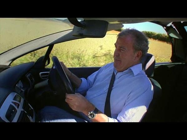 Поездка на Пежо 307 и Пежо 407 история компании Peugeot от Топ Гир часть 3