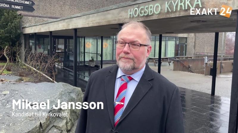 Alternativ för Sverige anmäler Svenska kyrkan till domkapitlet – intervju med Mikael Jansson