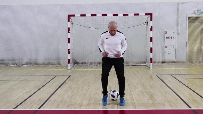 Тренировка от Алексея Шальнова ⚽.. | Спортклуб