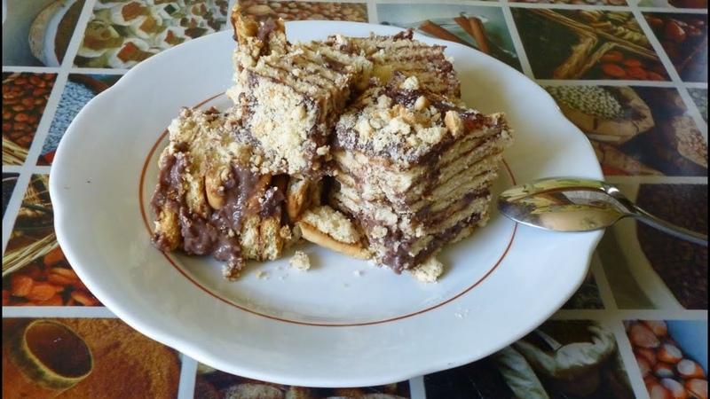 Пудинговый тортик легче не бывает Pudding cake Puddingkuchen Gâteau au pouding Ciasto Budyniowe