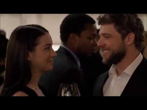 SEAL Team 3x11 Clay and Rebecca at a party in DC