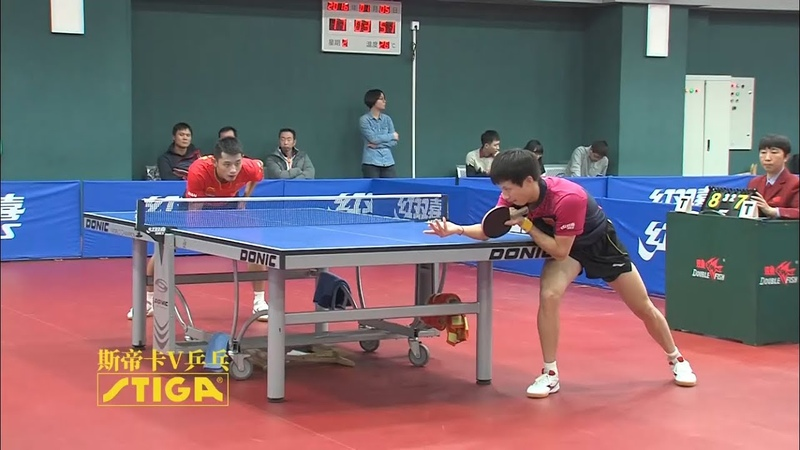 Zhang Jike 張继科 vs Lin Gaoyuan 林高远 2016 Chinese Trials HD Highlights
