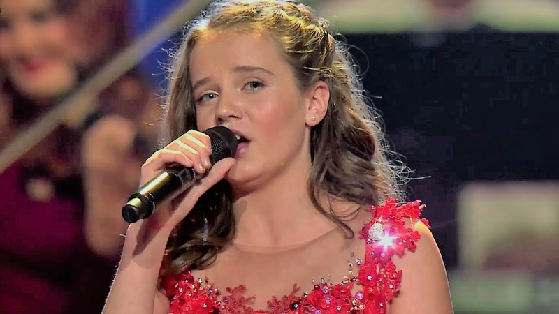 Amira Willighagen ~ Ave Maria Schubert ~ 2019