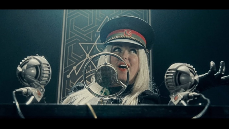 DARK SARAH All Ears Official Video Napalm Records