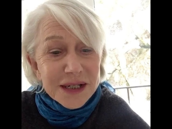 Sonnet 18 by William Shakespeare (read by Helen Mirren)