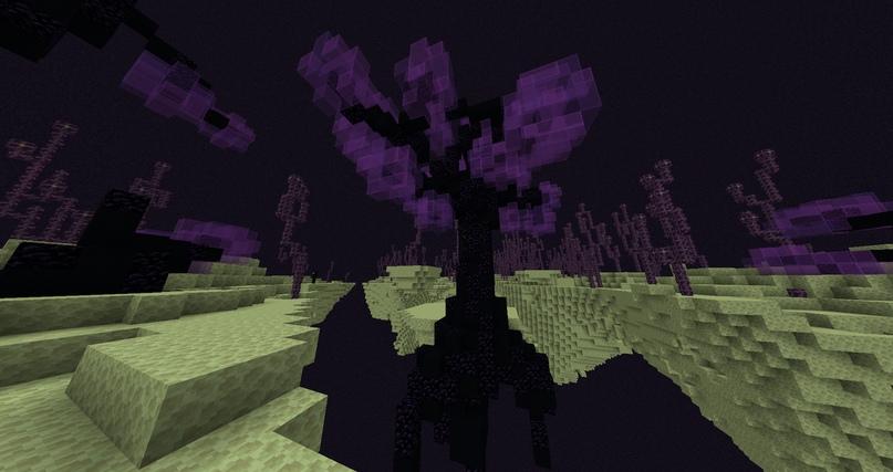 Снапшот 0.0.0.1 Глобальная переделка Энда, новые биомы и много увлекательного контента!, изображение №9