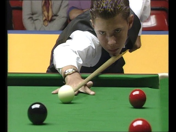 13 year old MAGUIRE vs 15 year old HAWKINS O'SULLIVAN Commentates New Kids on the Baize