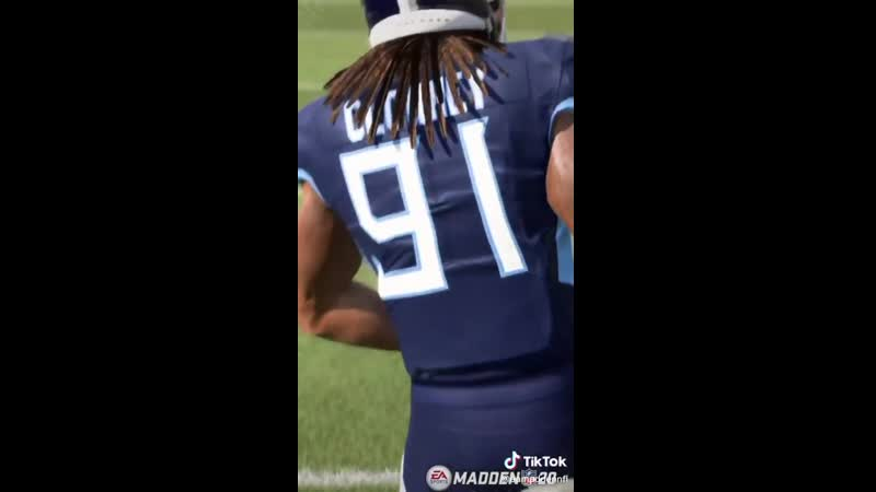 Madden NFL считает Клауни игроком «Теннесси»