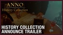 Anno History Collection: Announce Trailer   Ubisoft [NA]