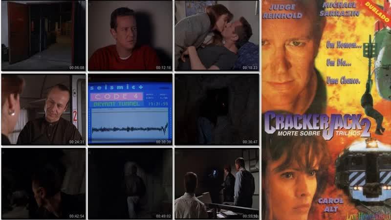 Crackerjack 2 Morte Sobre Trilhos 1997 720p Dublado