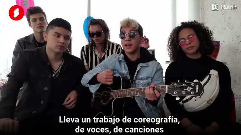 LV5 y el regreso del formato 'boyband' a la música colombiana - Shock