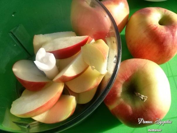 Πacтилa из яблoк cыpoeдчecкaя