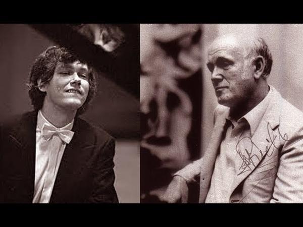 Richter-Kocsis. Schubert for Piano Four Hands. Hohenems 1977