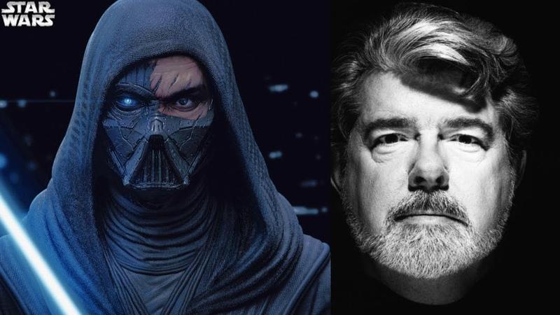 George Lucas Reveals The ORIGINAL Backstory For Darth Vader NOT LUKE'S FATHER