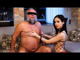 [LIL PRN] Grandpas Fuck Teens - Nikki Fox - The Young Domme from Next Door  1080p Порно, Blowjob, Brunette, Euro