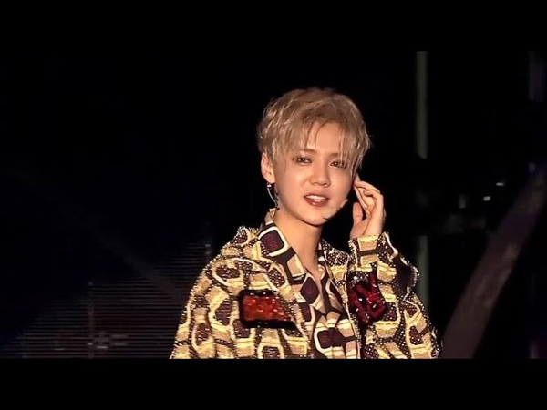 Luhan鹿晗 「夜行记 Say it 」现场版Live