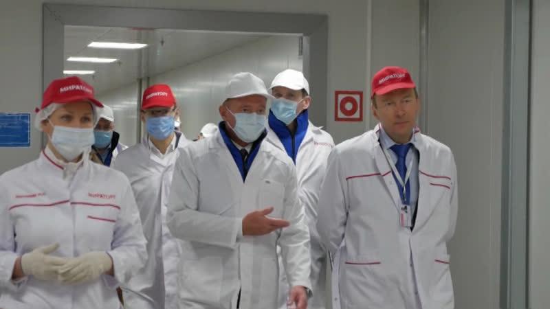 В Курской области «Мираторг» создает пять тысяч рабочих мест