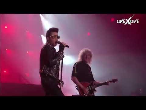 Queen Adam Lambert Rock In Río 2015