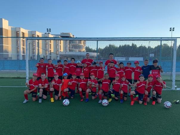 С 25 июля наши сборные команды 2009 и 2011 годов рождения начали тренировочные сборы в городе Казань.