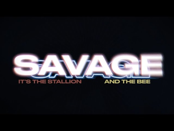 Megan Thee Stallion Savage Remix feat Beyoncé Lyric Video