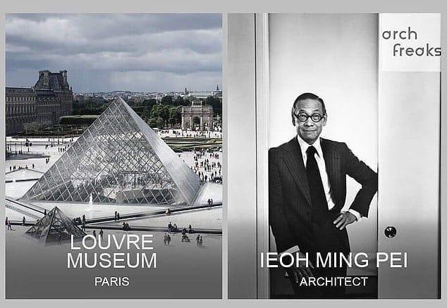 Кто ваши любимые архитекторы?