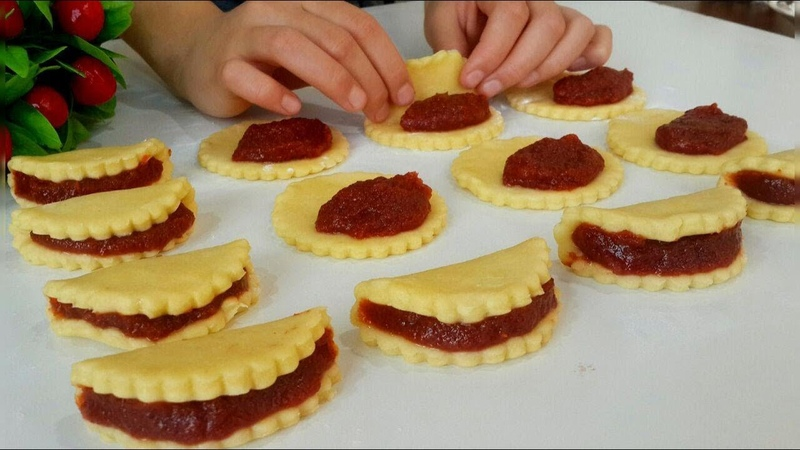 Гениальный Рецепт ! Срочно Готовьте Эти Печенья! Семья Будет в Восторге!