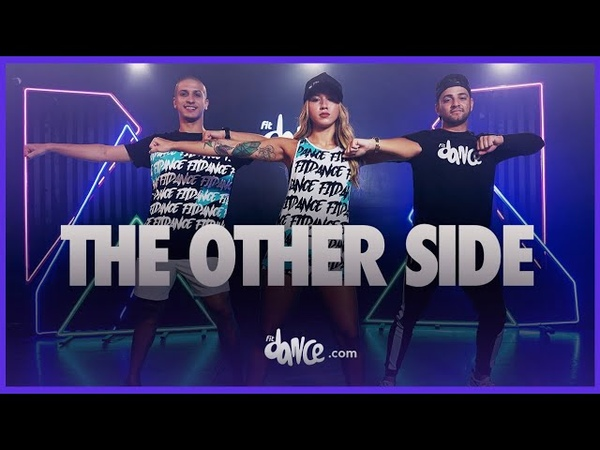 The Other Side SZA Justin Timberlake FitDance Life Official Choreography StayAtHome