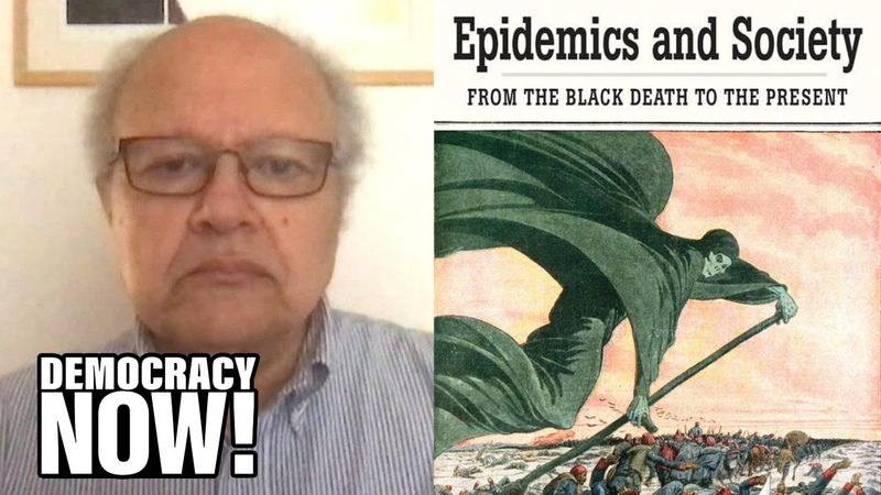 How Will COVID 19 Change the World Historian Frank Snowden on Epidemics From the Black Death to Now
