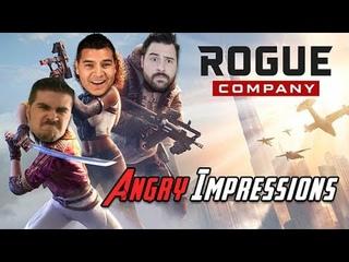 AngryJoe likes Rogue Company Better than Valorant!