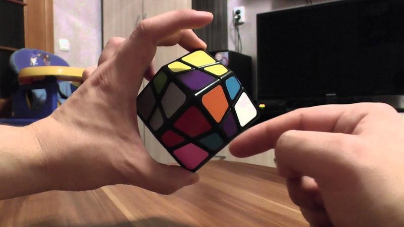 Skewb dodecahedron ( Stone skewb ) Скьюб додекаэдр, сборка, ч. 2