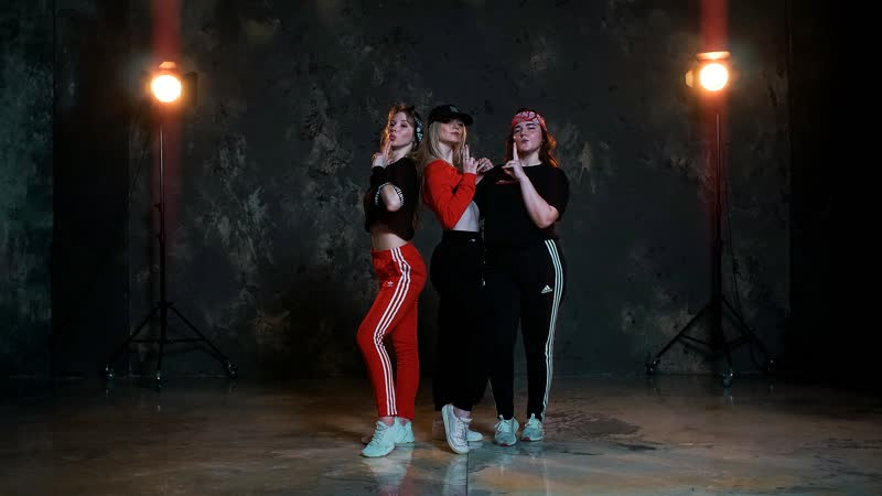 Sech J Balvin La Luz choreo by @Anastassia shefer