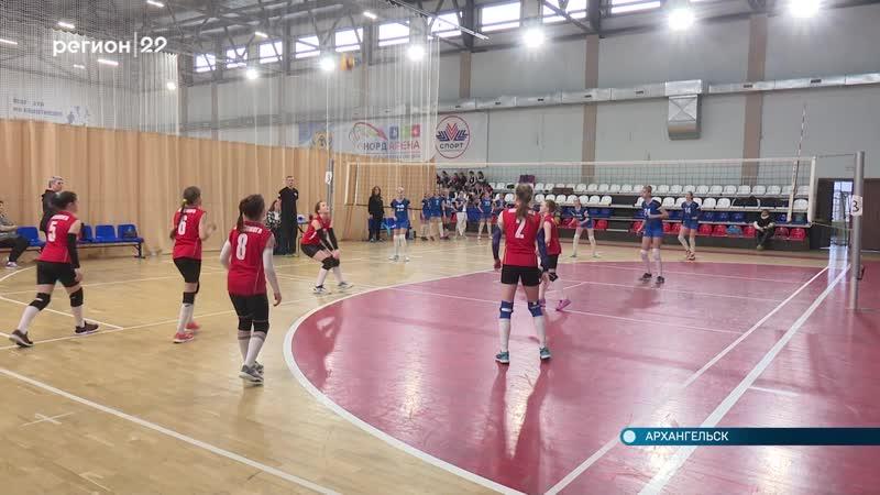 Турнир по волейболу в собрал 24 женские команды