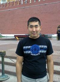 Mergen  Sandzhiev