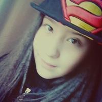 Фотография страницы Алины Лысиковой ВКонтакте