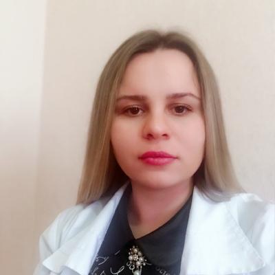 Виктория Лях