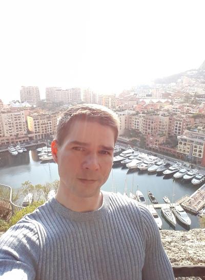 Павел, 35, Vladimir